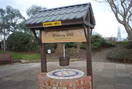 wishing well skegness